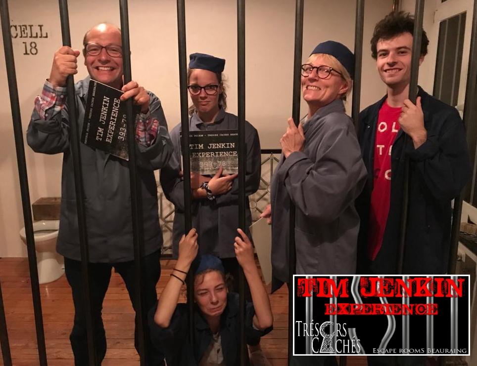 Trésors Cachés Escape Room Beauraing 22
