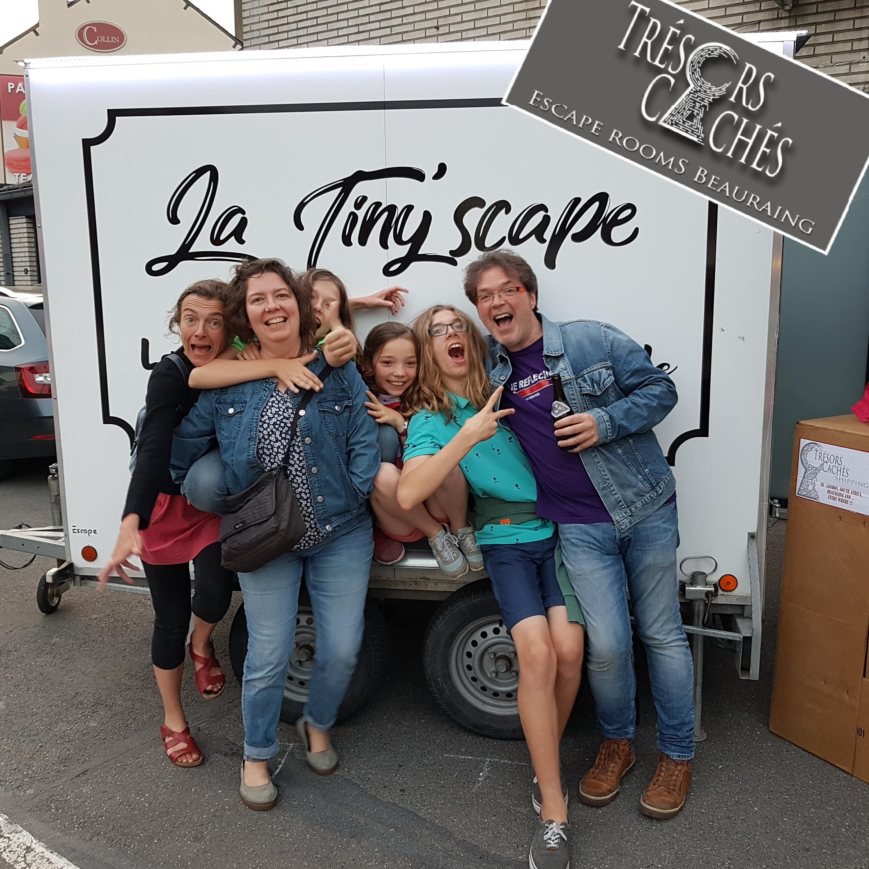 Trésors Cachés Escape Room Beauraing 23