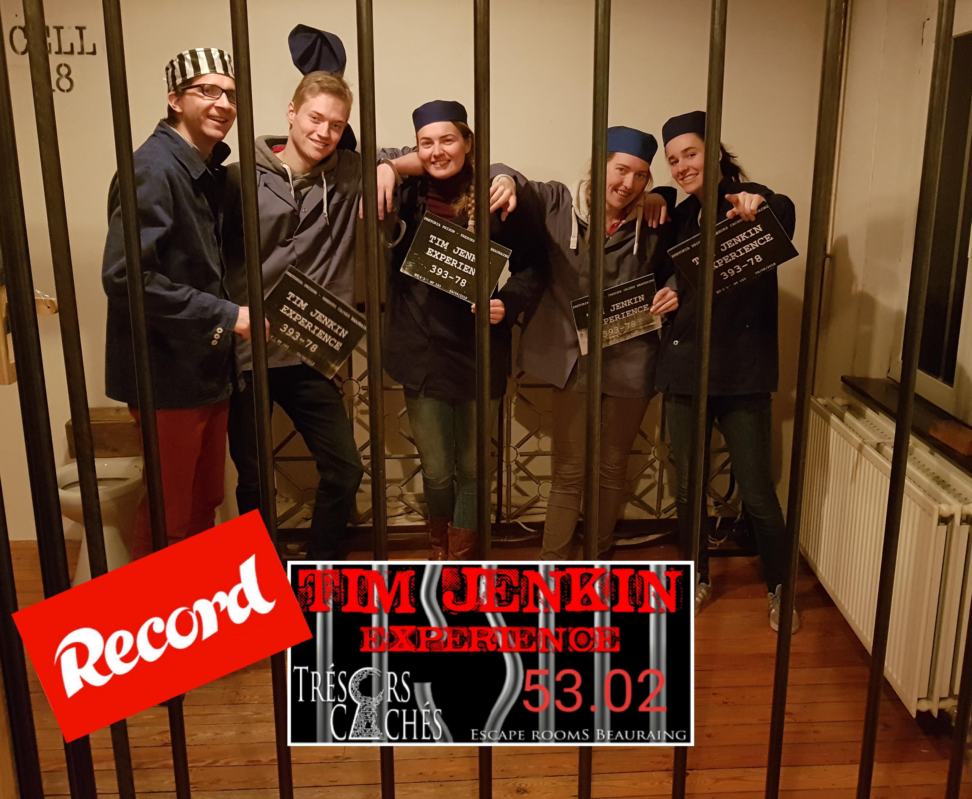 Trésors Cachés Escape Room Beauraing 3