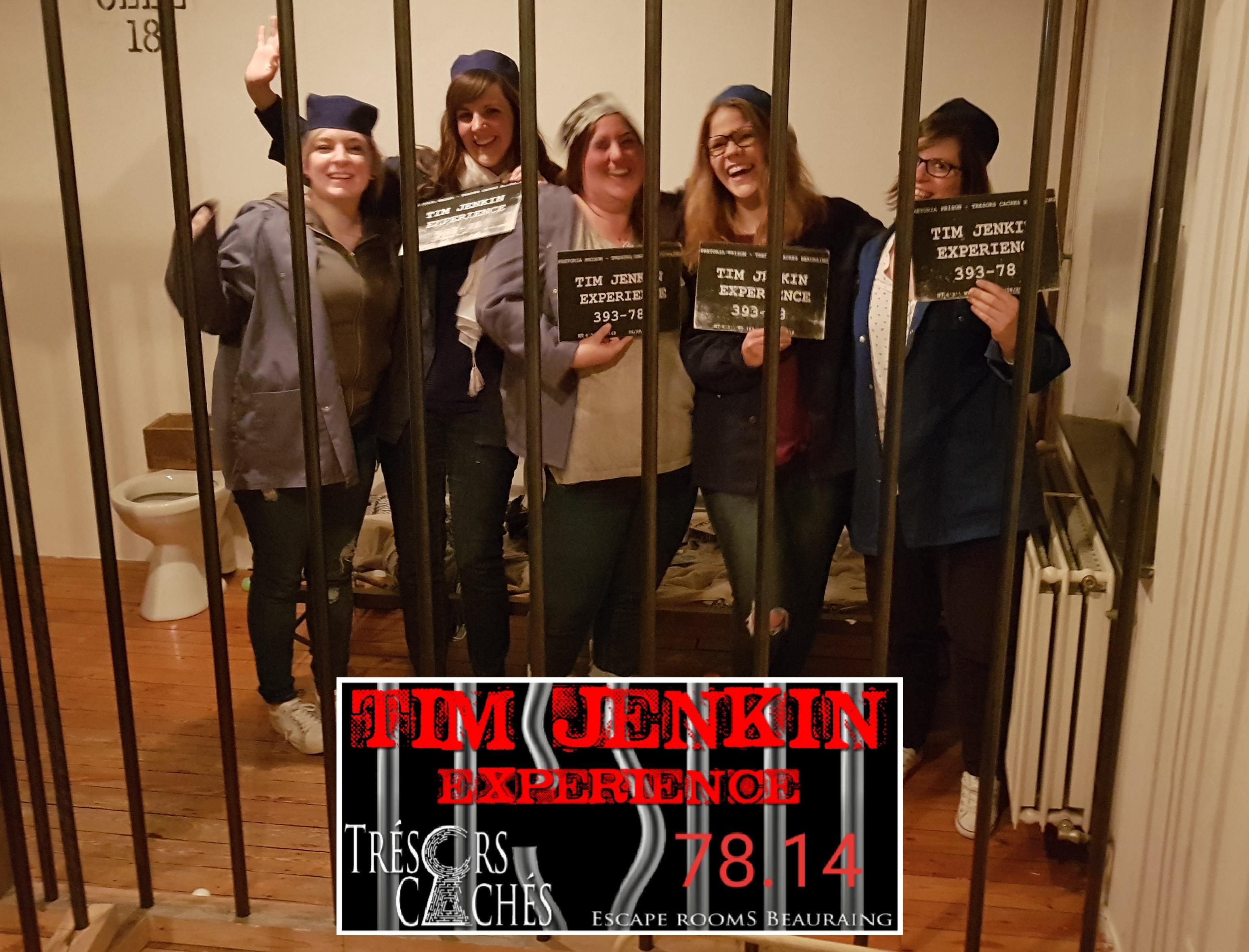 Trésors Cachés Escape Room Beauraing 7