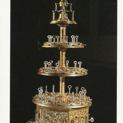 Aubin's  trophy - Trésors Cachés Beauraing